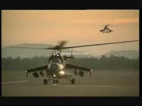 MI - 24 Helicopter - Sri Lanka Air Force -  Part 2