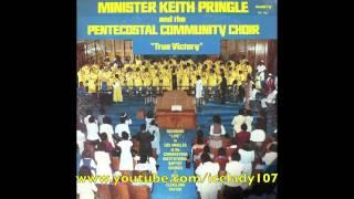 Minister Keith Pringle