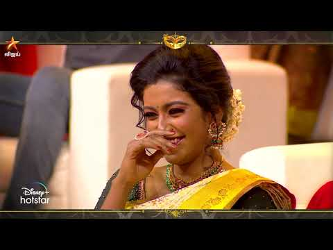 6th Annual Vijay Television Awards Parivattam   14th March 2021 -