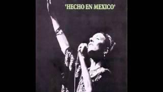 La Malagueña cantada por Amparo Ochoa YouTube Videos
