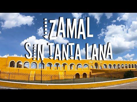 Izamal, el pueblo magico amarillo || Que hacer en Izamal Yucatan CON MENOS DE $500 MXN/$25 USD
