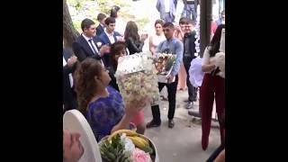 Жених привез подарки для невесты / Красивая армянская свадьба 2018 / Армянские танцы