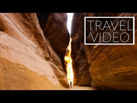 EXPLORING Petra and Jerusalem in 4K (TRAVEL VIDEO)