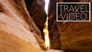 EXPLORING Petra and Jerusalem in 4K (TRAVEL VIDEO)