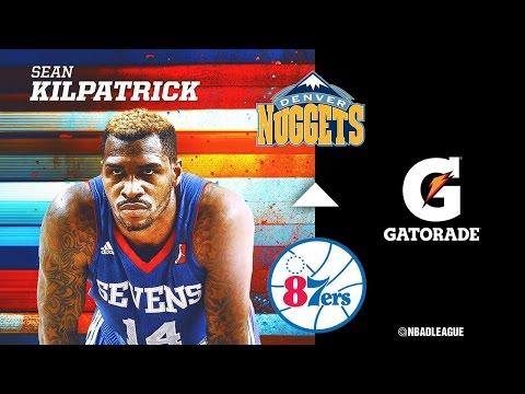 NBA D-League Gatorade Call-Up: Sean Kilpatrick to the Nuggets