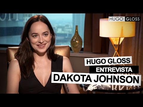 Hugo Gloss entrevista Dakota Johnson