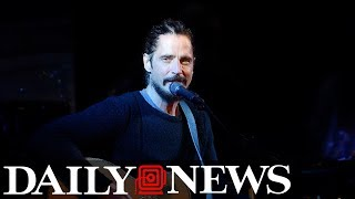 Chris Cornell seemed 'high' during Detroit concert before committing suicide, friend says