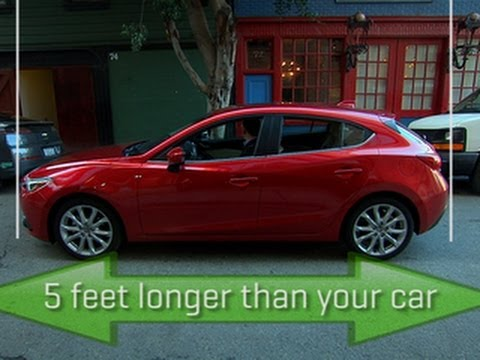 CNET On Cars - How-To: Parallel park in a tight spot