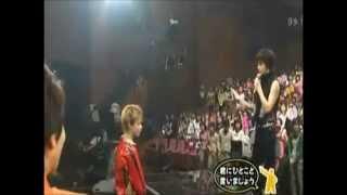 【少クラ 2003】 錦戸「上田くんに一言。何になりたいんですか」