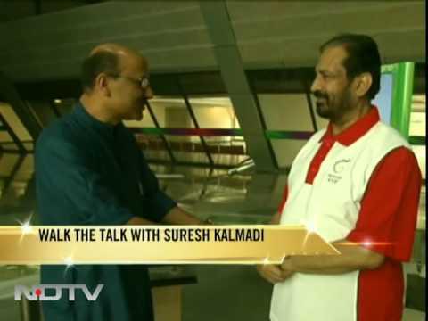 Walk The Talk with Suresh Kalmadi