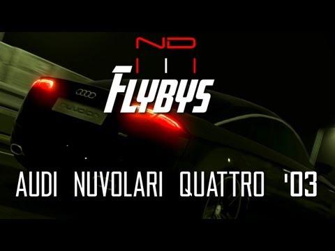 (GT5) Audi Nuvolari quattro
