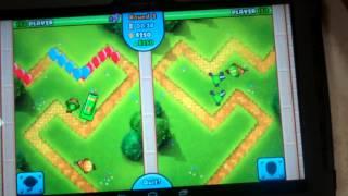 Clash of Clans/Balloon Tower Defense Battles