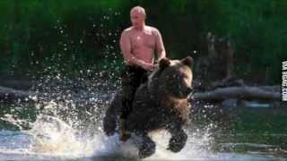 Мир на земле, когда Путин в Кремле!