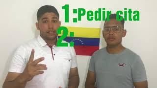 Pasos para sacar el PTP  - permiso temporal de permanencia - 2018 - Venezolanos en Peru
