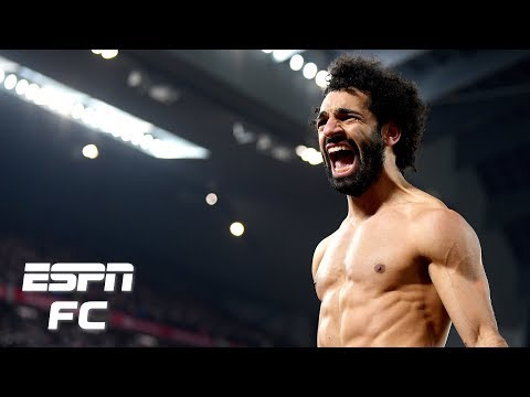 Have The FC Pundits Ever Looked As Chiseled As Liverpool's Mohamed Salah?   Extra Time
