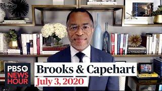 David Brooks and Jonathan Capehart on coronavirus failures, anti-Trump Republicans