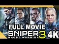 Sniper: Ghost Warrior 3 (PC) - 4K Gameplay - Full Movie - Walkthrough (Hard) (Episode 2/2)