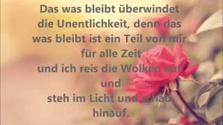 Lafee-Was bleibt mit Lyric