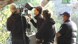 Съёмка сериала Холмс и Ватсон в Ивангороде