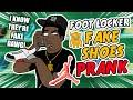 Foot Locker Fake Shoes Prank