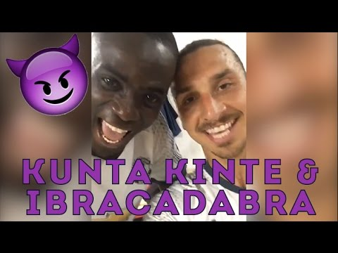 [WTF] Zlatan Ibrahimovic compare Bailly à l'esclave Kunta Kinte !