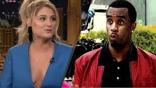 Meghan Trainor Reveals How 39 The Four 39 Co Star Diddy Made Her Cry