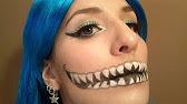 maquillaje boca grande