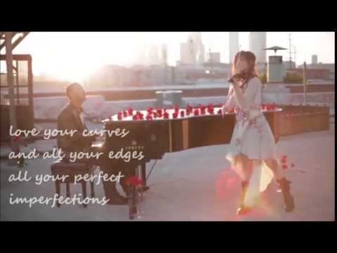 All Of Me (lyrics) - John Legend & Lindsey Stirling