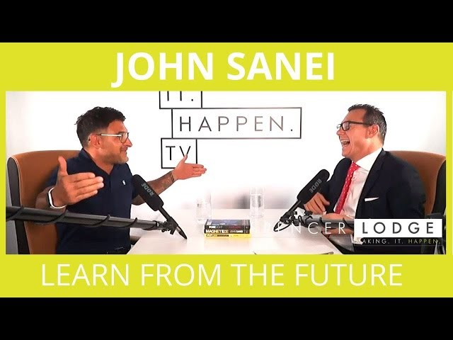 John Sanei Interview - How To Future-Proof your Life