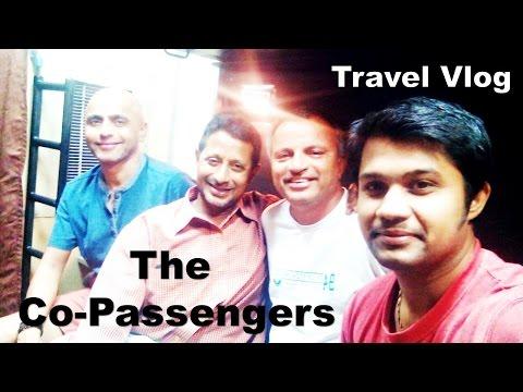 The Co-Passengers [Travel Vlog]