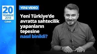 Yeni Türkiye'de avratta sahtecilik yapanların tepesine nasıl binildi?