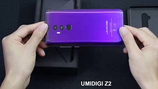 New UMIDIGI Z2 4G Phablet Review and Unboxing 6.2 Inch Smartphone Price