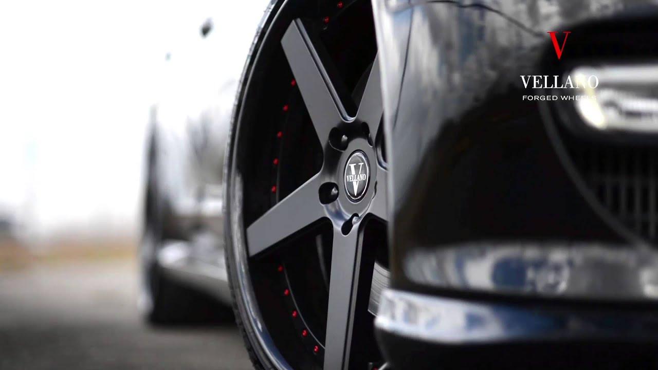 porsche black panamera turbo on vellano wheels vuh concave