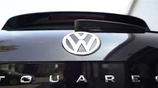 Отзывы о новом Volkswagen Touareg.