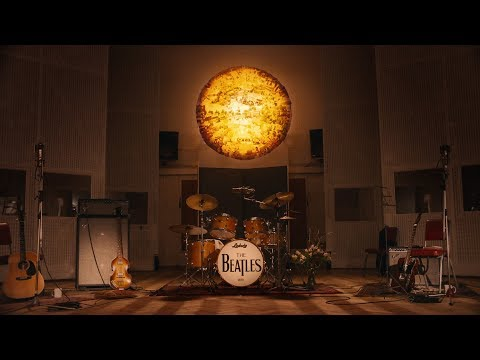 Ken Dashow - The NEW Beatles Video For Here Comes The Sun For Abbey Road's 50th B'day!