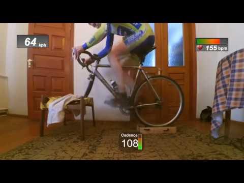 Как сделать самый простой велостанок