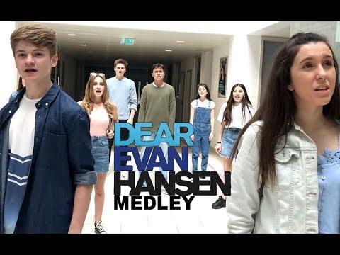 DEAR EVAN HANSEN MEDLEY | Spirit Young Performers Company