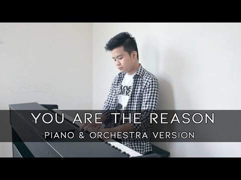You Are The Reason - Calum Scott (Piano & Orchestra) Cover