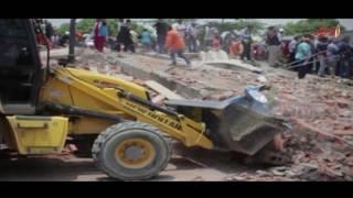 مقتل عشرة أشخاص في انهيار مبنى بكولومبيا   صحيفة الاتحاد