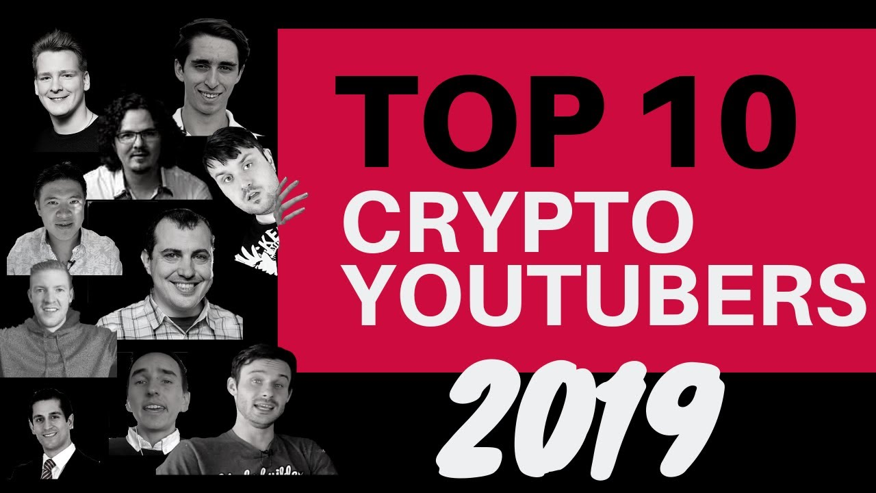 top cryptocurrency youtube channels