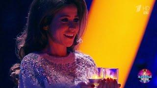 Юлия Барановская иМаксим Шабалин— «Happy New Year». Ледниковый период. (24.12.2016)