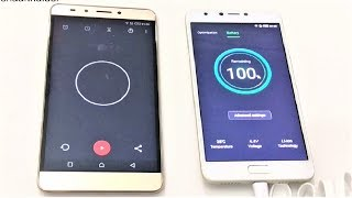 Infinix NOTE 4 X572 - Battery Charging Speed Test