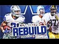 Rebuilding The Dallas Cowboys   New QB   Noah Fant Makes Dallas a Powerhouse   Madden 19 Franchise