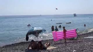 Пляж дома отдыха