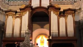 Самбор, органный концерт. Георгий Свиридов. Музыка к к/ф