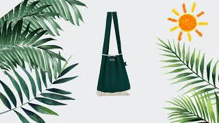 Roziluv Pleats Knit bag 로지럽 플리…