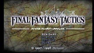 Final Fantasy Tactics - Live Stream - Part 33