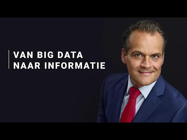 Jan-Kees de Jager - Van big data naar informatie