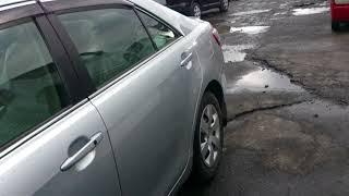 Видео-тест автомобиля Toyota Camry ( Acv40-3003543, 2AZ-FE, серебро, 2006г)