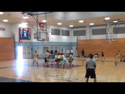 San Francisco Triple Double Sports - GPC vs. The Strokers (8/30/15) PART 1